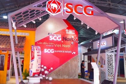 SGC trình làng sản phẩm xi măng mới tại Vietbuild Đà Nẵng