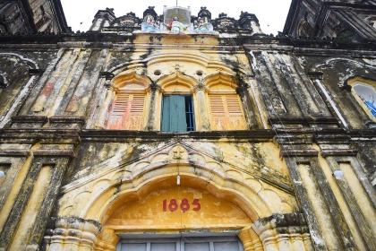 Giám mục Bùi Chu: 'Nhà thờ chính toà xuống cấp gây nguy hiểm cho giáo dân'