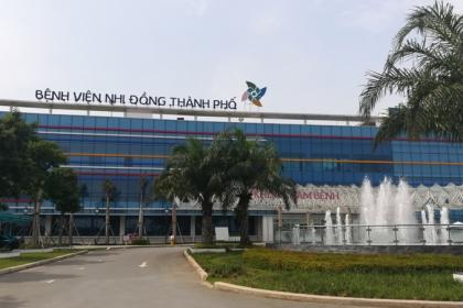 Dự toán giai đoạn thiết kế kỹ thuật công trình Bệnh viện Nhi đồng TP Hồ Chí Minh
