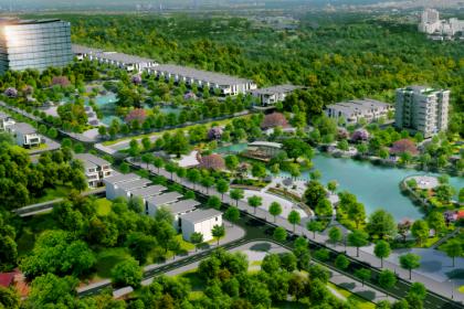 """Thái Nguyên: Hưởng lợi từ làn sóng đầu tư công nghiệp, đất nền Sông Công """"hút"""" giới địa ốc đầu tư"""