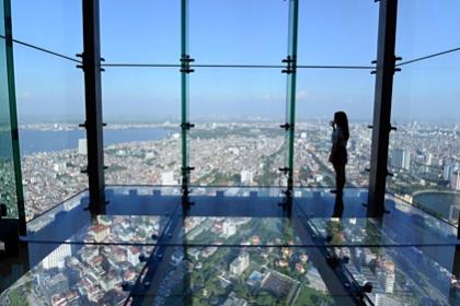 Đài quan sát Hà Nội trong top điểm ngắm cảnh đẹp nhất thế giới