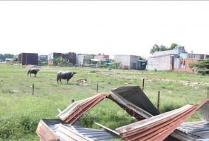 TP Hồ Chí Minh 'tuyên chiến' với nạn xây nhà không phép tại huyện Bình Chánh