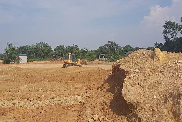 Mập mờ đấu thầu khu đất, thanh tra Bộ vạch tội 'vòi tiền' ở Vĩnh Phúc