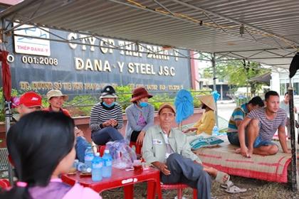 Nhà máy thép kiện chính quyền Đà Nẵng đòi bồi thường 400 tỷ đồng