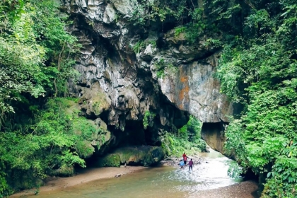 Góp ý báo cáo tình hình triển khai dự án Khu du lịch sinh thái Cổng trời Đông Giang, Quảng Nam