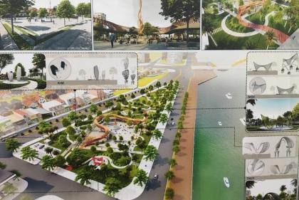 Đà Nẵng: Thi tuyển phương án quy hoạch, kiến trúc vườn tượng APEC mở rộng