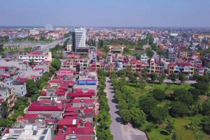 Lập quy hoạch chung đô thị Văn Giang (Hưng Yên)