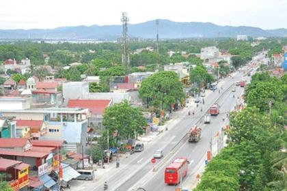 Thanh Hóa: Phê duyệt quy hoạch chung đô thị Tĩnh Gia đến năm 2035