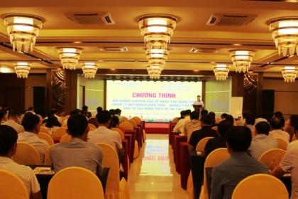 Điện Biên: Hơn 200 cán bộ được đào tạo nâng cao năng lực quản lý quy hoạch kiến trúc