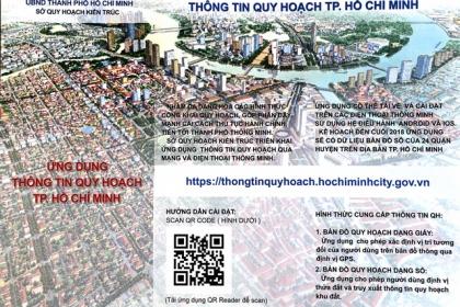 TP.HCM: Người mua nhà tra cứu được thông tin mọi dự án