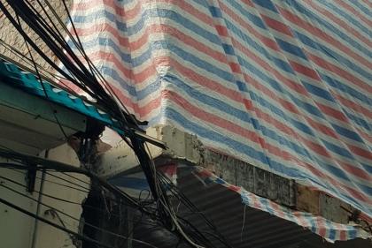 Ba Đình (Hà Nội): Cần làm rõ việc cho phép sửa chữa công trình nhà ở tại phường Liễu Giai