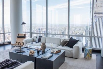 Lý do căn hộ New York được rao bán 58,5 triệu đôla