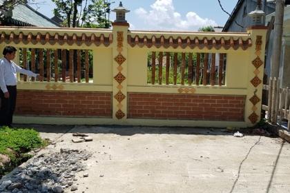 Thừa Thiên - Huế: Phá bỏ phần xây dựng trái phép ở khu Restaurant Hoàng Mai