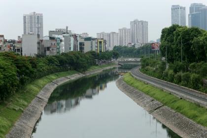 Giáo sư Vũ Trọng Hồng: Cống hoá sông Tô Lịch sẽ để lại nhiều hệ lụy