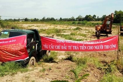 Cao tốc Trung Lương - Mỹ Thuận sẽ dừng thi công vì thiếu vốn