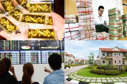 6 tháng cuối năm, đánh cược vào vàng, bất động sản hay cổ phiếu
