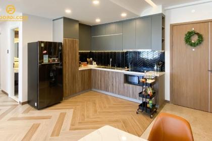 Lựa chọn sàn gỗ xương cá đúng gu cho nhà phố