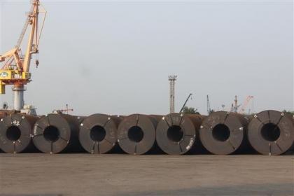 Giá sắt thép nhập khẩu bật tăng mỗi tấn hơn 3 triệu đồng