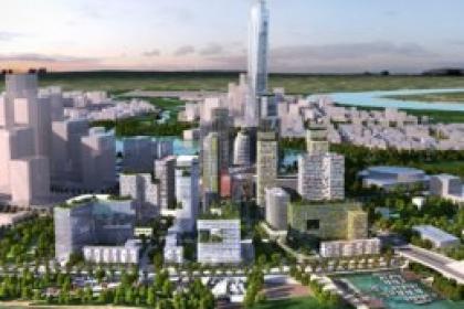 Những dự án bất động sản quy mô lớn trên tuyến đường Mai Chí Thọ