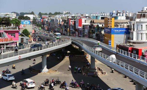 Lập quy hoạch 28 nút giao thông ở TP.HCM