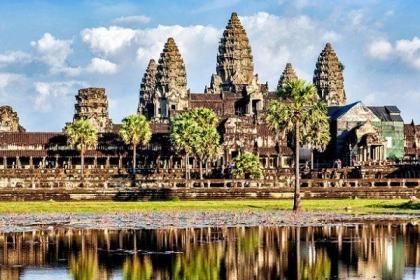 Giới đầu tư Trung Quốc đổ bộ ồ ạt, bất động sản Campuchia bùng nổ