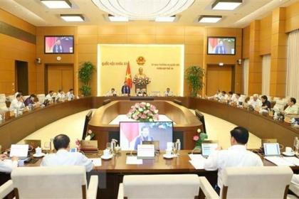 Thông qua nghị quyết giải thích một số điều của Luật Quy hoạch