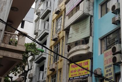 Hoàn Kiếm (Hà Nội): Nhiều công trình có dấu hiệu xây dựng sai phép tại phường Hàng Trống
