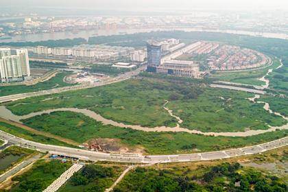 TP HCM truy thu hàng nghìn tỷ từ các dự án ở Thủ Thiêm