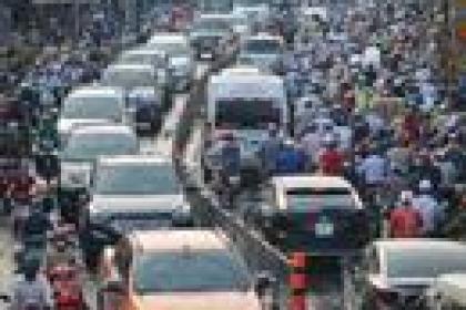 Gần 2.900 tỉ đồng xóa điểm đen kẹt xe đường Trường Chinh
