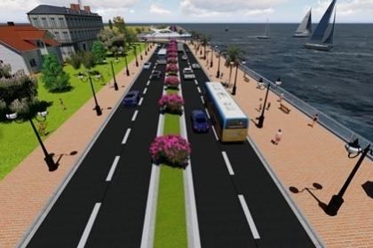 Quảng Ninh làm đường bao biển gần 1.400 tỷ đồng