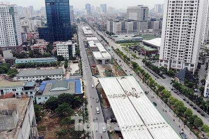 Đường vành đai trị giá hơn 5.000 tỷ đồng ở Hà Nội giờ thế nào?