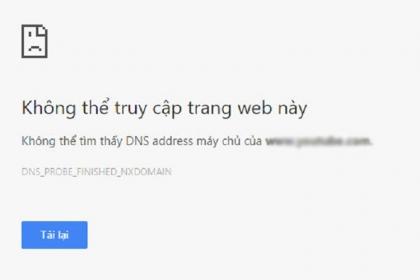 Điện lực TP HCM nói hàng loạt báo không truy cập 'do lỗi của VNG'