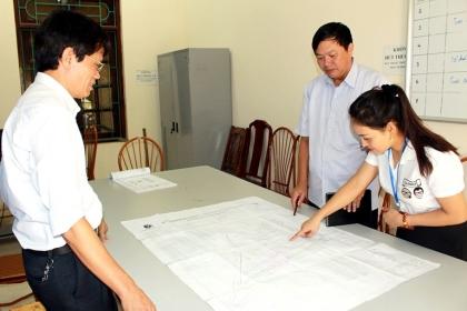 Vĩnh Phúc: Tập trung giao đất dịch vụ cho người dân