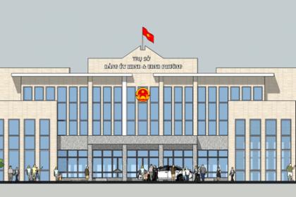 Hà Nội muốn khoác 'đồng phục' cho gần 500 trụ sở phường xã