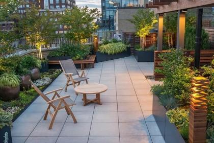 Những điều cần lưu ý khi thiết kế sân vườn trước nhà