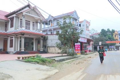 Sông Lô (Vĩnh Phúc): Phấn đấu đến năm 2020 trở thành huyện nông thôn mới