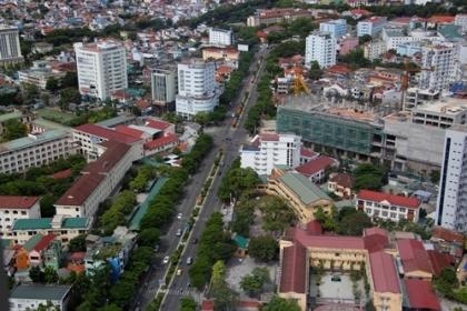 Thành phố Huế có thể được mở rộng gấp 5 lần