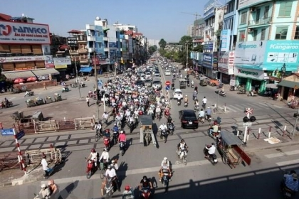 Giải ngân vốn đầu tư công ở Hà Nội đạt thấp, nhiều dự án chậm tiến độ