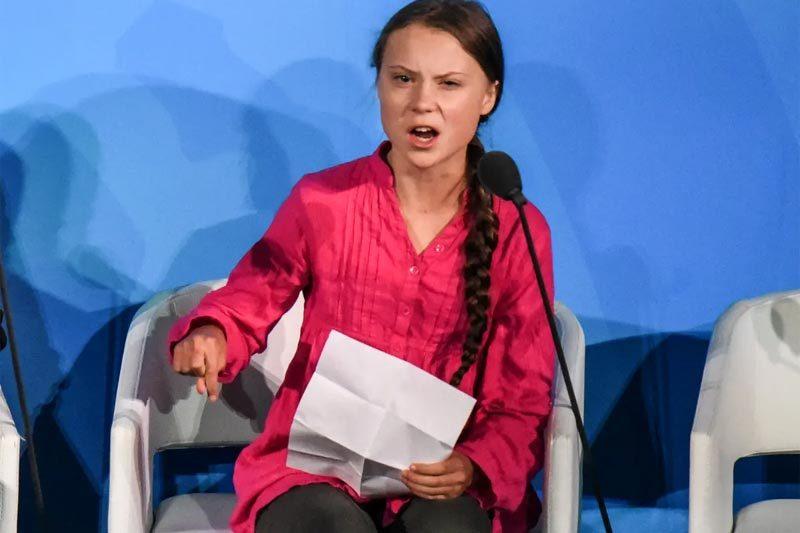 Bài phát biểu gây chấn động thế giới của 'người hùng môi trường' 16 tuổi