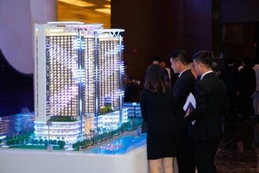Công bố chính sách hợp tác đầu tư - Swisstouches La Luna Resort (Nha Trang) thu hút nhiều nhà đầu tư tiềm năng