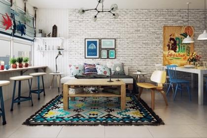 Lựa chọn phong cách thiết kế nội thất phòng khách chung cư
