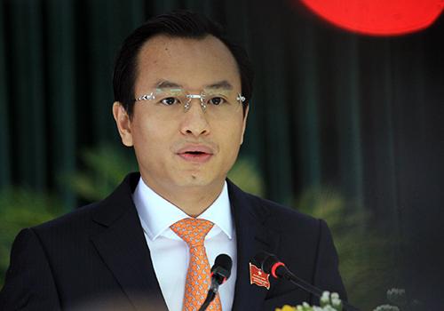 Ông Nguyễn Xuân Anh - cựu Bí thư Thành uỷ Đà Nẵng. Ảnh: Nguyễn Đông.