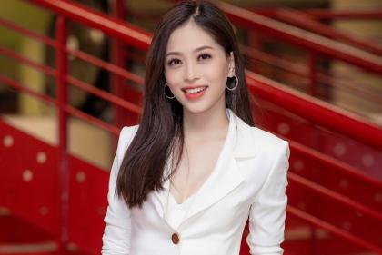 Á hậu Phương Nga đầy tự tin trước ngày thi Miss Grand International