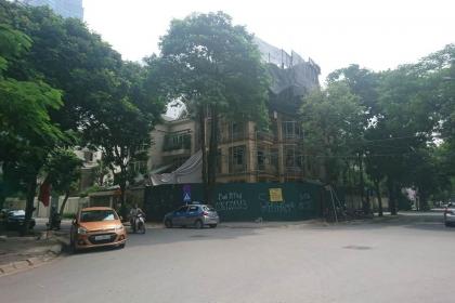 Nam Từ Liêm (Hà Nội): Bao giờ xử lý triệt để vi phạm trật tự xây dựng tại Khu đô thị Mễ Trì Hạ?