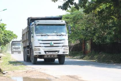 Quảng Ninh: Một con đường thiếu biển báo giao thông