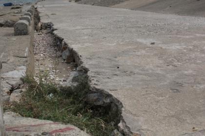 Hà Tĩnh: Đầu tư sửa chữa 3 công trình đê điều hư hỏng, xuống cấp