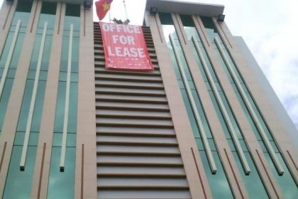 Giá thuê văn phòng tại Hà Nội tăng nhẹ