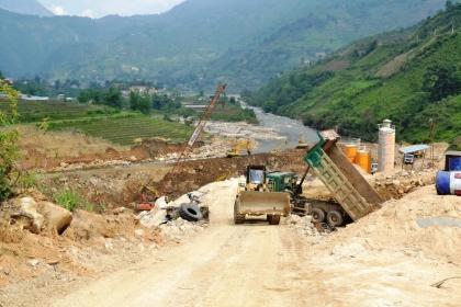 """Cty CP Công nghiệp Việt Long """"mất tích"""" sau nhiều sai phạm tại dự án thủy điện Bản Hồ"""