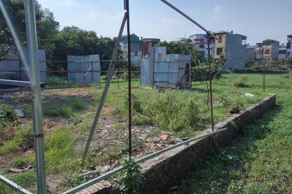"""""""Chợ"""" nhà đất nông nghiệp náo nhiệt giữa lòng Thủ đô: Chủ tịch quận Thanh Xuân bất lực trước vi phạm?"""