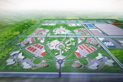 Ý kiến của Bộ Xây dựng về việc gia hạn thời gian dự án Khu công nghệ môi trường xanh của tỉnh Long An